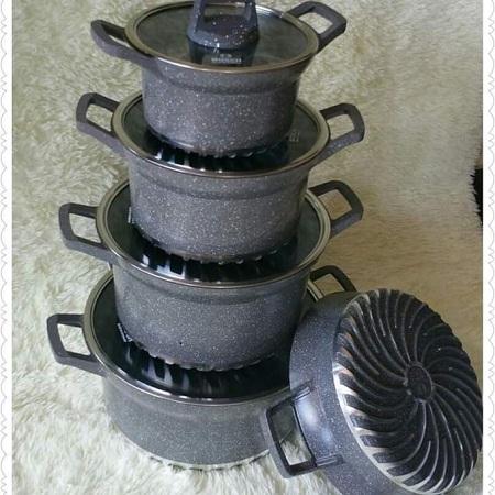 Bosch Granite Cooking Pots