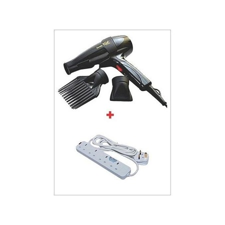 Ceriotti Hair Straightener And Blowdry PLUS Free Extension