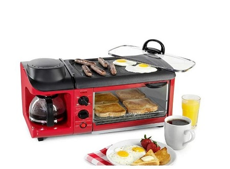 Avinas 3 In 1 Breakfast Maker