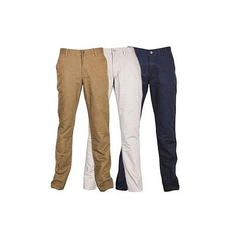 3 Pack Slim Soft Khakis