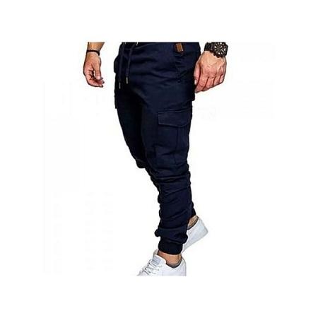 Cargo pants Navy Blue.