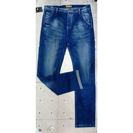 Fashionable jeans trousers-slim fit