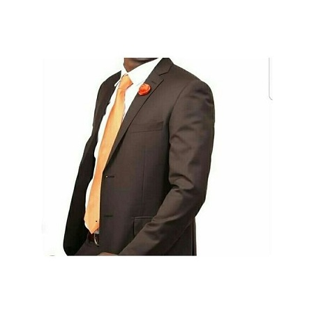 Turkey Men chocolate brown official suit.