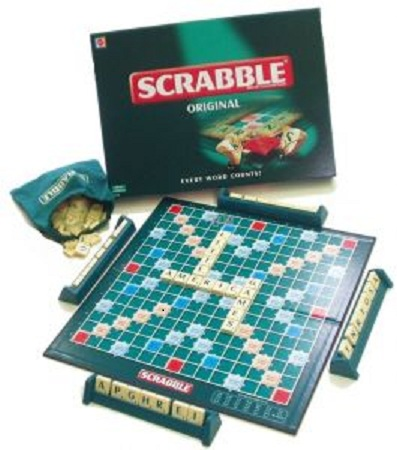 The Best Scramble Board Game