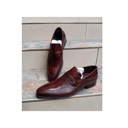Pampa Men's Turkey Official Shoes - Brown