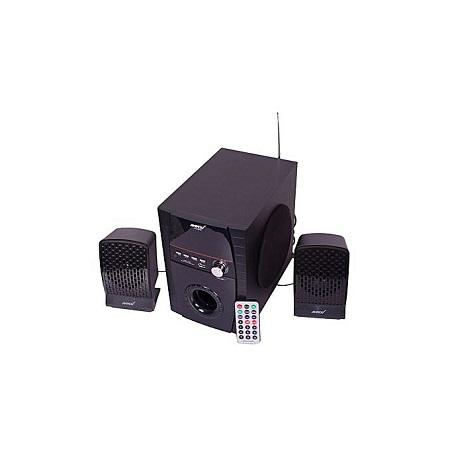 Ampex AX-230BT - Bluetooth 2.1 Channel Subwoofer - 8500W - Black