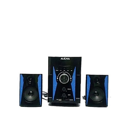 Aucma 2.1 Multimedia Speaker Bluetooth Home Theater System