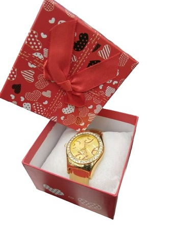 Elegant Classy Watch for Her- Perfect  Valentines  Gift