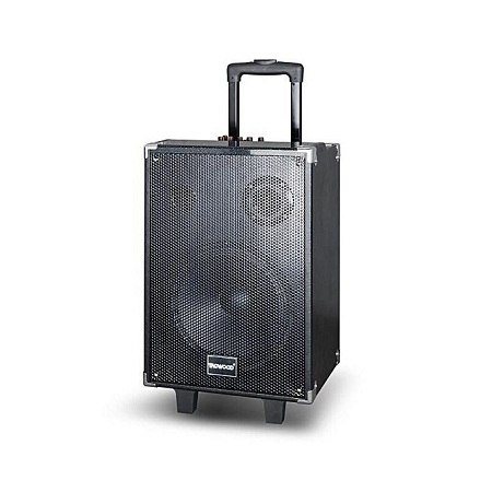 TAGWOOD MP-12A Out-Door Multimedia Speaker With Li-Battery, Wireless Mic, Bluetooth and FM Radio