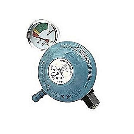13Kg Gas Regulator with Level Gauge Manometer blue small