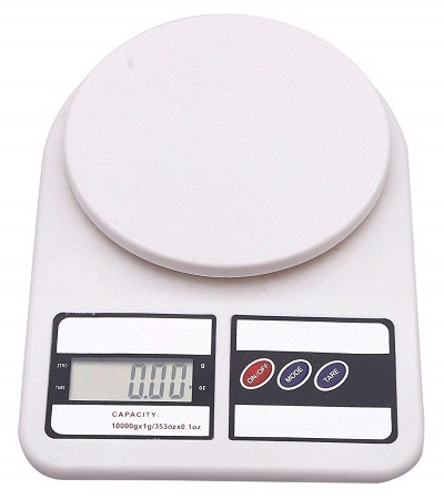 Digital Scale household Kitchen Platform weight Electronic balance Baking Measure Food Cooking Tools