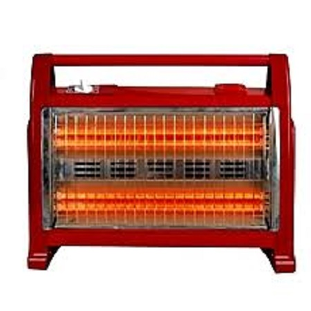 Generic Room Heater - Red red same