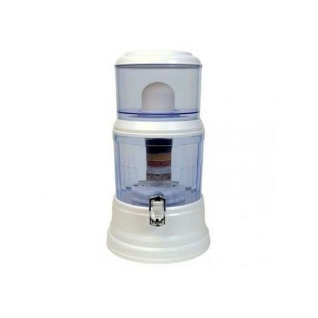 HIGH QUALITY Water Purifier - 20 Litres - White One Size