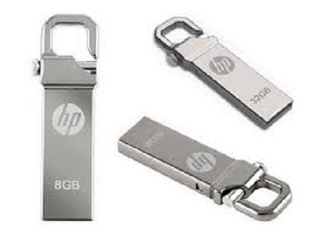 HP USB Flash Disk - 8GB- Sliver