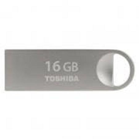 Toshiba 16GB TransMemory U401 Metal USB 2.0 Flash Drive