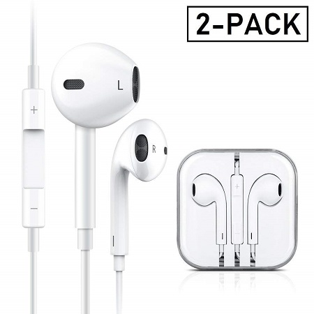 generic iphone earphones white normal