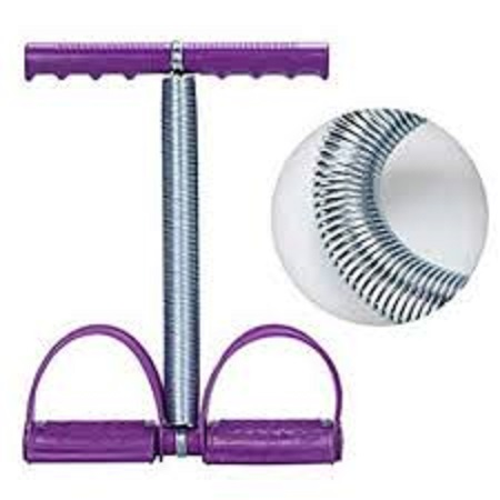 tummy trimmer for physical fitness purple
