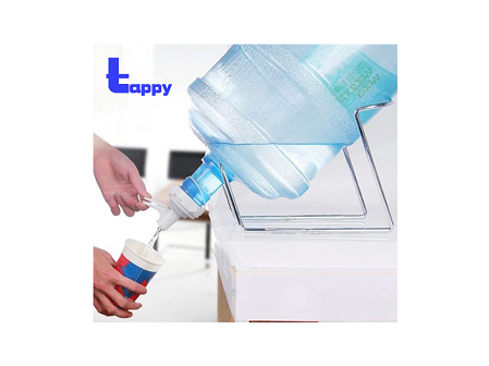 Tappy Drinking Water Rack & Faucet