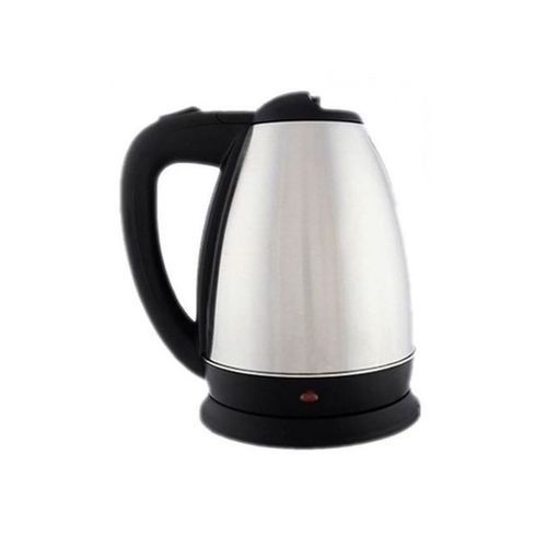 SHARE THIS PRODUCT   Boxiya Kettle (Electric) - 1.8L - Silver & Black..