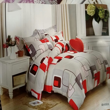 Duvet red tablet 5*6