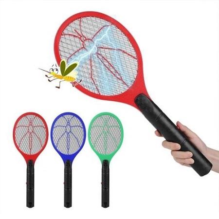 Rechargeable Mosquito Killer Racket Bat - 1 Pc