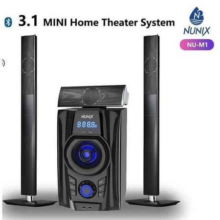 Nunix MINI Home Theater System M1 - Sub Woofers