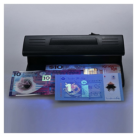 Counterfeit Money Detector UV Model 318