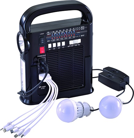Integrated Solar Radio B29