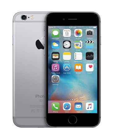 Apple iPhone 6 - 64GB - 1GB RAM - 8MP - Single SIM - 4G LTE