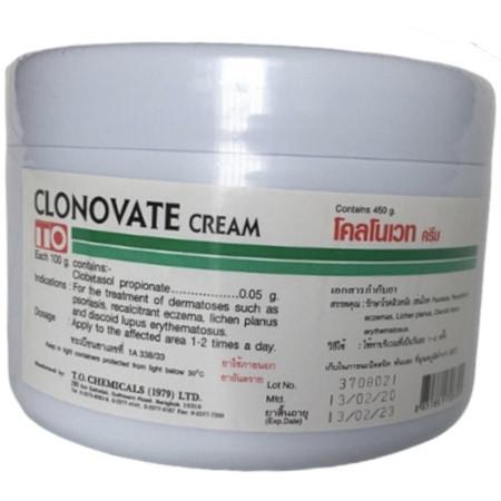 Clonovate Cream Big Jar 450g