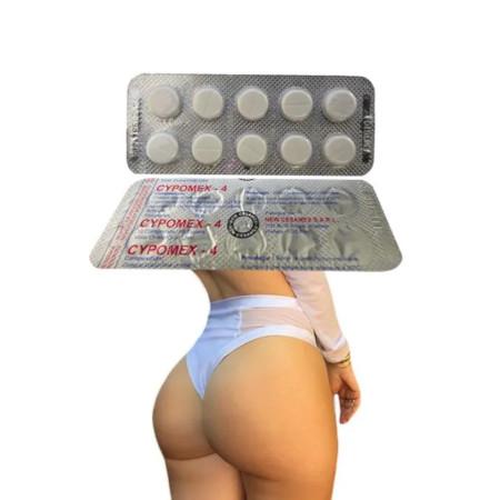 Cypomex-4 Natural Buttock Pills