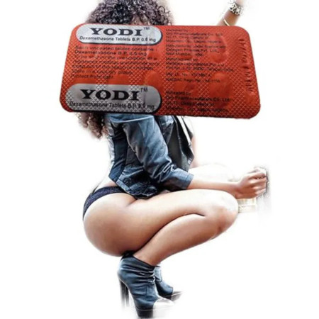Yodi Hip and Butt Pills