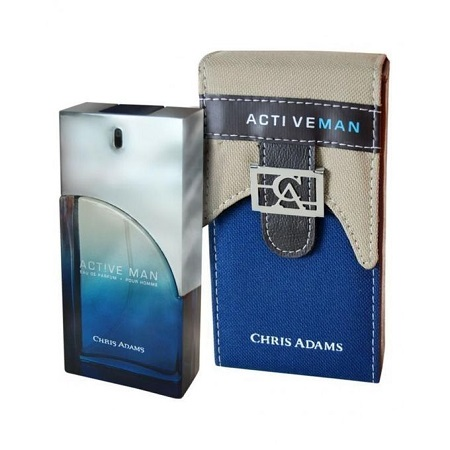 Chris Adams Active Man For Men EDP - 100ml