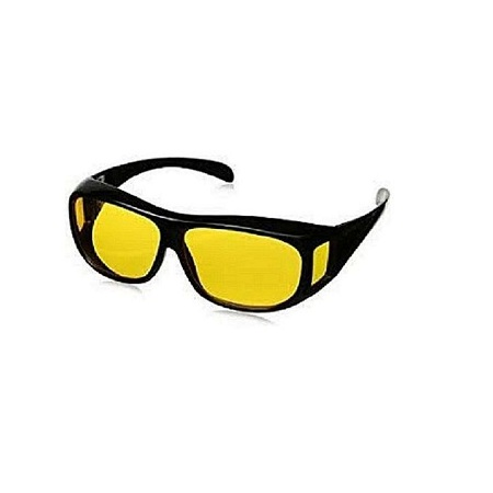 HD Driving Glasses Black