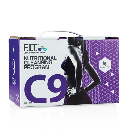 Clean 9- C9 Nutritional Cleansing Product Pack