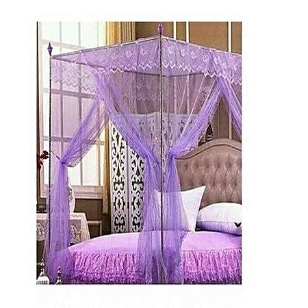 Universal Mosquito Net with Metallic Stand