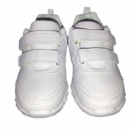Generic Kids School White Sport Shoes28
