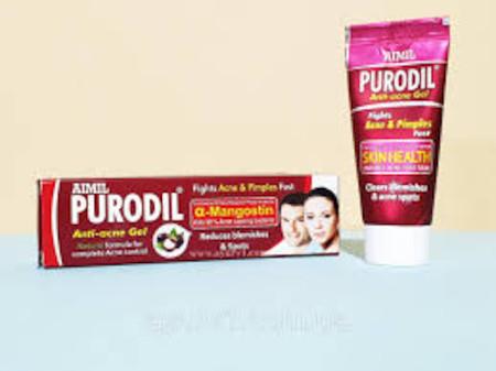 Aimil Purodil Cream 20g Red