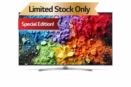55 Inch Super UHD NanoCell Smart TV