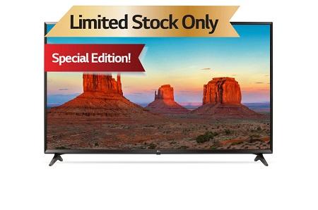 55 Inch Ultra HD SMART LED TV NEW