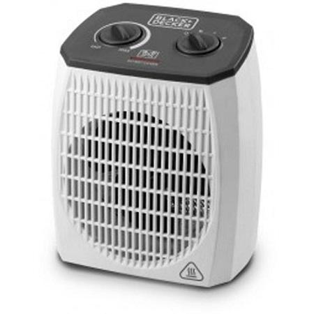 BLACK&DECKER Vertical Fan Heater-HX310-B5