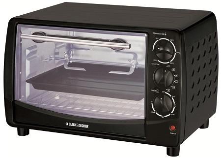 Black & Decker 35L Toaster Oven - TRO55-B5