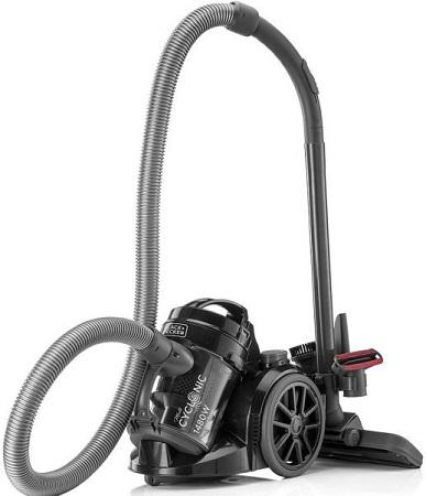 Black & Decker 1400W Multicyclonic Vacuum Cleaner VM1480-B5