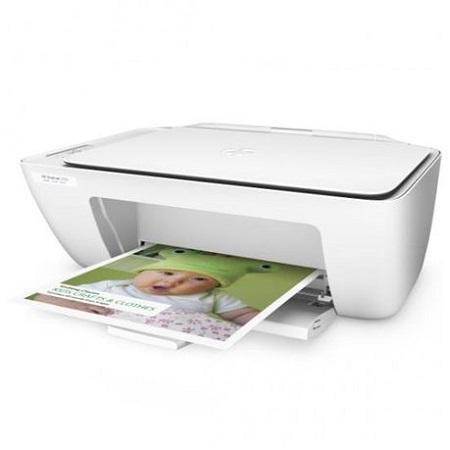 HP DeskJet 2130 All-in-One Printer - White