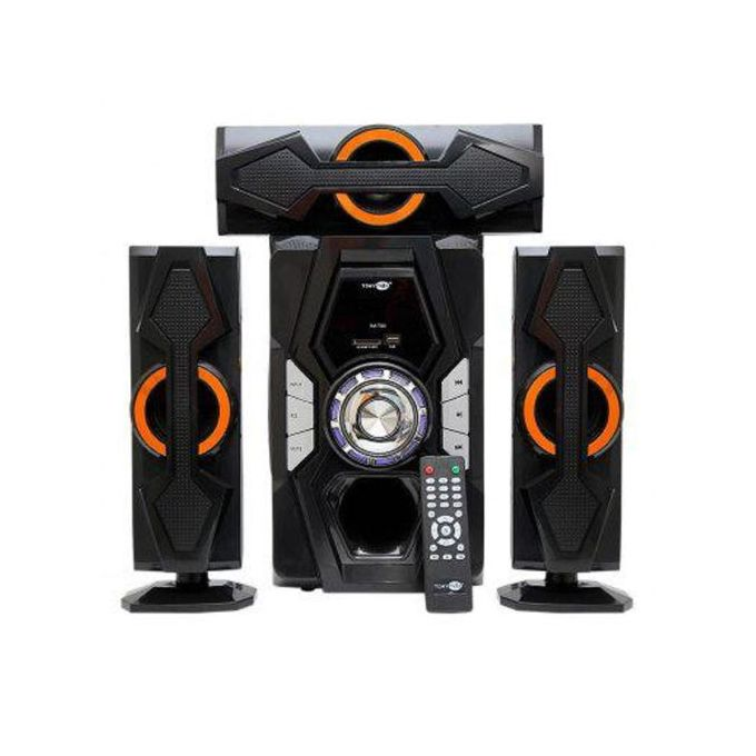 Tonymax T80 3.1 Subwoofer Channel Woofer 12000W Bluetooth/USB/SD/FM