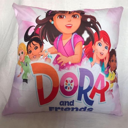 Kids Decorative Throw Pillow Covers