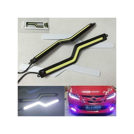 White LED daytime running lights High power Daytime running lights 1