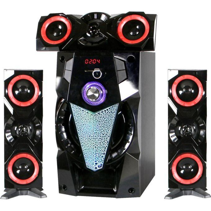 Home Star 1081-3.1 Speaker 40000W System,USB,FM