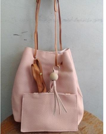 2 in 1 fashionable Classy Ladies handbag
