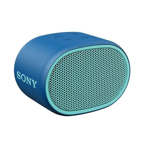 Sony SRS-XB01 Portable Bluetooth Speaker - Blue